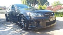 HOLDEN COMMODORE SV6 BLACK GREAT CONDITION INCL. MODIFICATIONS St Johns Park Fairfield Area Preview
