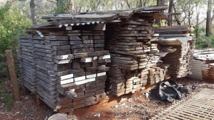 Wood jarrah redgum marri tuart sheoak sawn timber boards