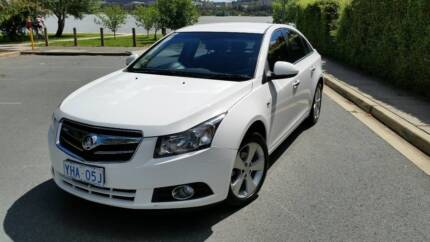 2010 Holden Cruze - excellent condition - first to see will buy