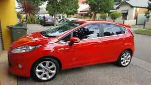 2009 Ford Fiesta Hatchback Automatic Adelaide CBD Adelaide City Preview