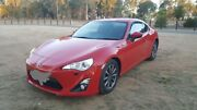 Toyota GT 86 2013 Red Coupe 4 seater low km Gatton Lockyer Valley Preview