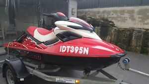 2008 seadoo rxp215 supercharged Bexley Rockdale Area Preview