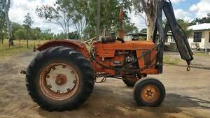 Nuffield 4-65 Tractor For Sale Mitchell Roma Area Preview
