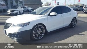 2017 Acura TLX ELITE, A-SPEC, TINT, BBS ALLOYS, COLD AIR INTA...
