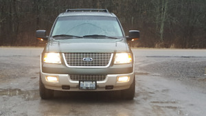 2005 Ford Expedition Eddie Bauer 4x4 for parts