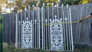 Steel Gates Queanbeyan Queanbeyan Area Preview