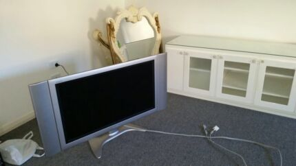 TV and a TV unit  Chester Hill Bankstown Area Preview
