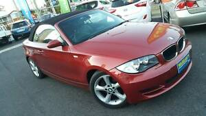 2008 BMW 120i E88 Convertible, Manual,  Rego & Warranty! Greenslopes Brisbane South West Preview