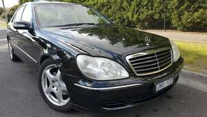 2003 MERCEDES BENZ S350 . FULL OPTION . LUXURY Reservoir Darebin Area Preview