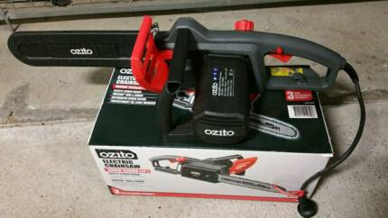 "Ozito Electric Chainsaw 1800W 355mm (14"") Botany Botany Bay Area Preview"