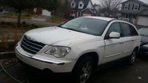 6-seater Chrysler Pacifica! Quick sale!!!