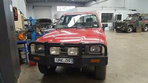 1992 Toyota Hilux Ute Campbellfield Hume Area Preview