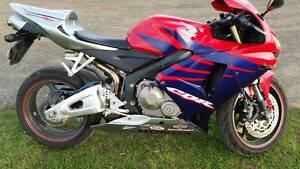 2005 Honda CBR600RR Traralgon Latrobe Valley Preview