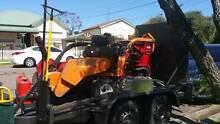 Toro 38 stump humper25 hp Stump grinder Parramatta Parramatta Area Preview