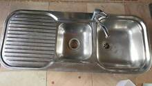 Kitchen Sink with mixer Thornleigh Hornsby Area Preview