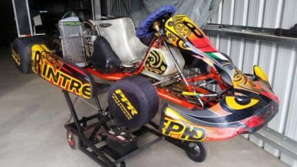 GO KART PACKAGE  2 x go karts,trailer camper, motorbikes,toy haul Darlington Point Murrumbidgee Area Preview