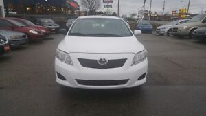2010 Toyota Corolla | No Accidents | Remote Starter | Certified