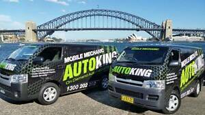 Auto King Mobile Mechanics Wollongong Wollongong Area Preview