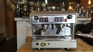 Cheap 2 Group 15 Amp Wega Atlas Compact Commercial Coffee Machine Marrickville Marrickville Area Preview
