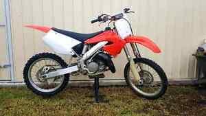 2001 HONDA CR 125 MUST SEE Caroline Springs Melton Area Preview