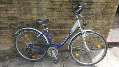 "Pegasus C280 Dutch Style Hybrid Bike 700c Wheels 18"" Frame"