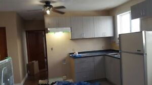 1 bedroom apartment Brantford fully renovated all inclusive
