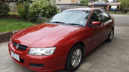 2006 Holden Commodore VZ Acclaim V6 Auto Sedan  Wantirna South Knox Area Preview