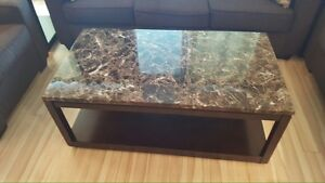 3 pc coffee tables