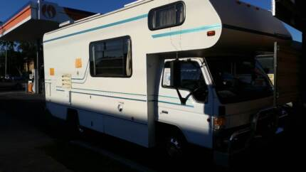 Motorhome Karuah Port Stephens Area Preview