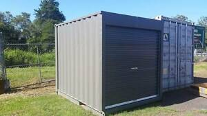 Shipping container 10ft Easy to open  Roller Door Sunshine Coast Region Preview
