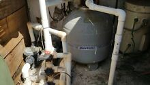Great pool system filter, 2 pumps, controls and all Panania Bankstown Area Preview