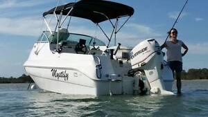 Immaculate Reef Raider 5.1 metre Maroochydore Maroochydore Area Preview