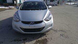 2011 Hyundai Elantra LIMITED | Leather | Navigation | Sunroof