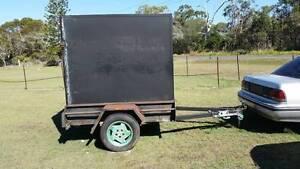 Box trailer 6x4 modified Sharon Bundaberg Surrounds Preview