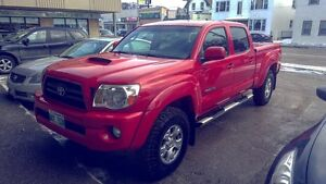 07 Tacoma TRD double cab long box