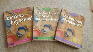 Pearsons Text Books in Early Childhood Harrison Gungahlin Area Preview
