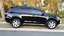 2007 Toyota RAV4 Cruiser-L, 4WD, Auto, Low kms, Leather, FSH Southern River Gosnells Area Preview