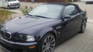***Mint BMW E46 M3 low millage***