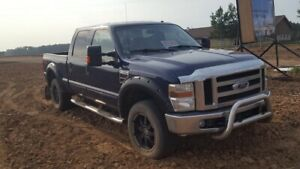 2008 Ford F-350 Superduty Lariet