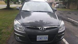2009 gray Hyundai