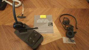 Jabra PRO 9450 Headset-Mono-Wireless-Noise Cancelling
