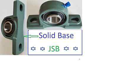Solid Base High Quality 1 Ucp205-16 Self-align Pillow Block Bearings
