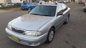 2001 TOYOTA AVALON CONQUEST IN VERY GOOD CONDITION & 2017 REGO Greenacre Bankstown Area Preview