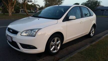 IRREPLACEABLE 68000 KM AUTOMATIC 2008 FORD FOCUS ALLOYS 7/18 REGO