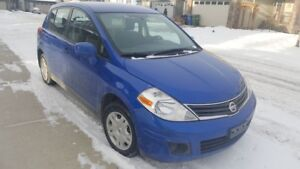 Lady driven Nissan Versa in immaculate condition