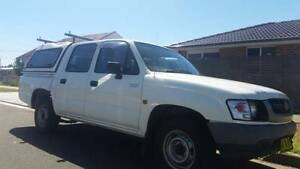 2002 Toyota Hilux Ute Villawood Bankstown Area Preview