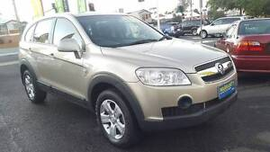 2007 Holden Captiva SX CG 4X4, Auto, 166K's, 1 Year Warranty, Rwc Greenslopes Brisbane South West Preview