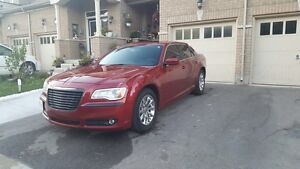 WARRANTY!!LOADED!!!RED!!!RARE CHRYSLER300 remote starter