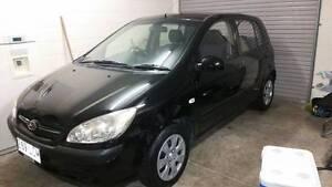 2008 Hyundai Getz Hatchback Townsville Townsville City Preview
