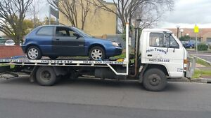 Towing and cash $$ for unwanted cars Craigieburn Hume Area Preview